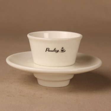 Arabia Paulig espressokuppi, tilaustyö, suunnittelija , tilaustyö