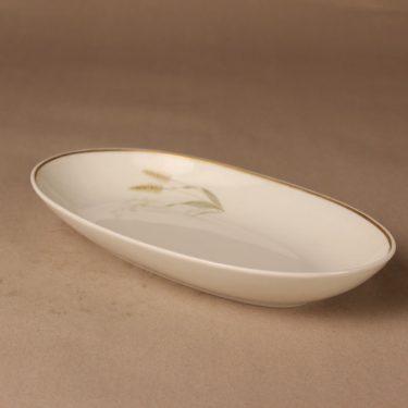 Arabia Tähkä serving plate, small designer Raija Uosikkinen