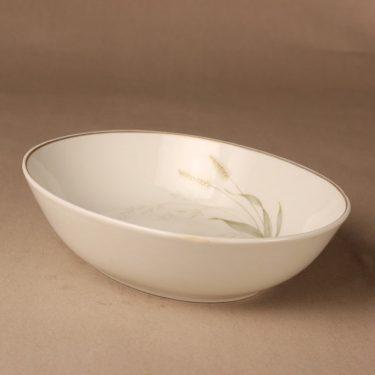 Arabia Tähkä serving bowl designer Raija Uosikkinen