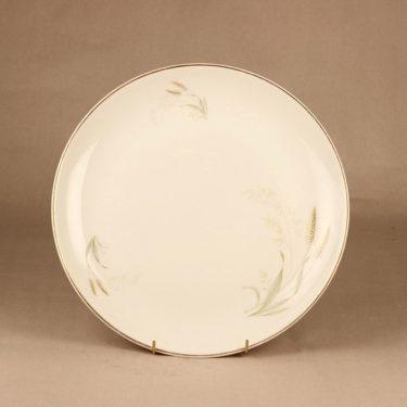 Arabia Tähkä serving plate designer Raija Uosikkinen
