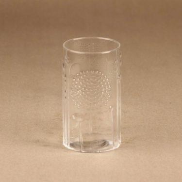 Nuutajärvi Flora glass 30 cl designer Oiva Toikka