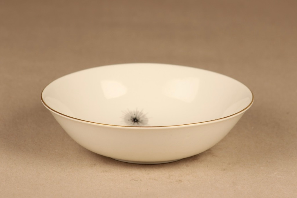 Arabia Jupiter soup plate designer Raija Uosikkinen