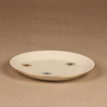 Arabia Jupiter lautanen, pieni, suunnittelija Raija Uosikkinen, pieni, serikuva