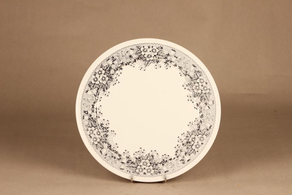 Arabia Talvikki serving plate designer Raija Uosikkinen