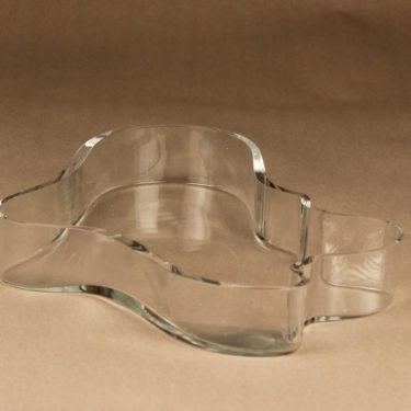 Iittala Aalto-Collections malja, signeerattu, numeroitu, suunnittelija Alvar Aalto, signeerattu, numeroitu kuva 2