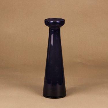 Nuutajärvi vase, dark lilac designer Kaj Franck