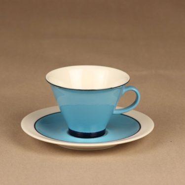 Arabia Harlekin coffee cup designer Inkeri Leivo