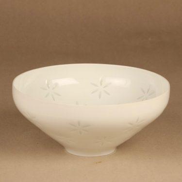 Arabia FK bowl, rice porcelain designer Friedl Holzer-Kjellberg