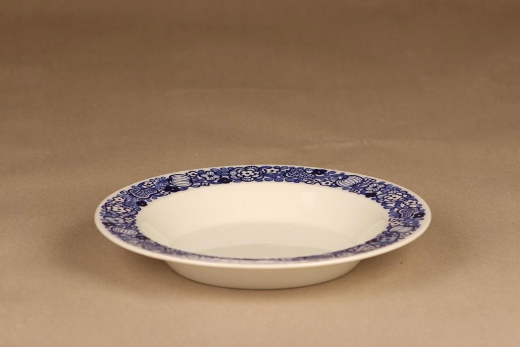 Arabia E soup plate designer Göran Bäck