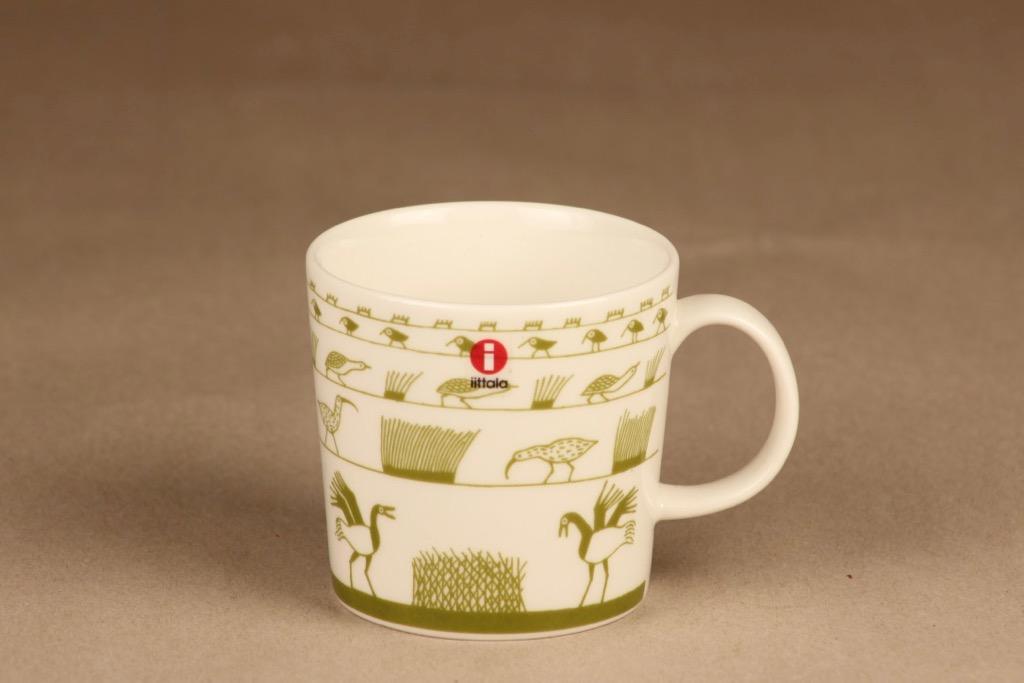 Arabia Teema Birds-mug designer Oiva Toikka