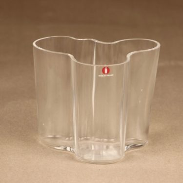 Iittala Aalto vase designer Alvar Aalto