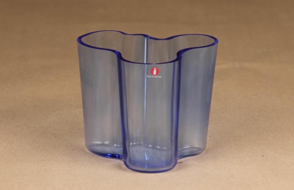 Iittala Aalto  vase, limited edition designer Alvar Aalto