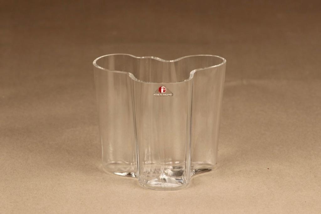 Iittala Aalto Collection vase designer Alvar Aalto
