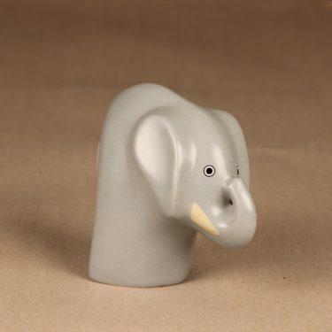 Arabia Runfree figuuri, norsu Alex, suunnittelija Howard Smith, norsu Alex kuva 3