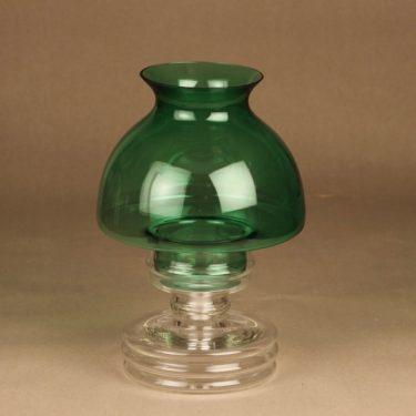 Riihimäen lasi Apollo kynttilälyhty suunnittelija Nanny Still