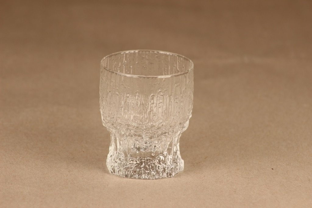 Iittala   lasi, 13 cl, suunnittelija Tapio Wirkkala, 13 cl