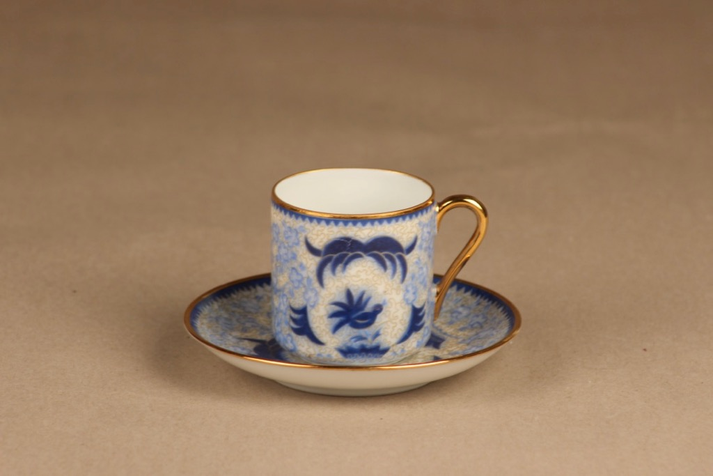 Arabia She-Fon mocca cup designer Greta-Lisa Jäderholm-Snellman