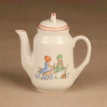 Arabia DL child coffee pot