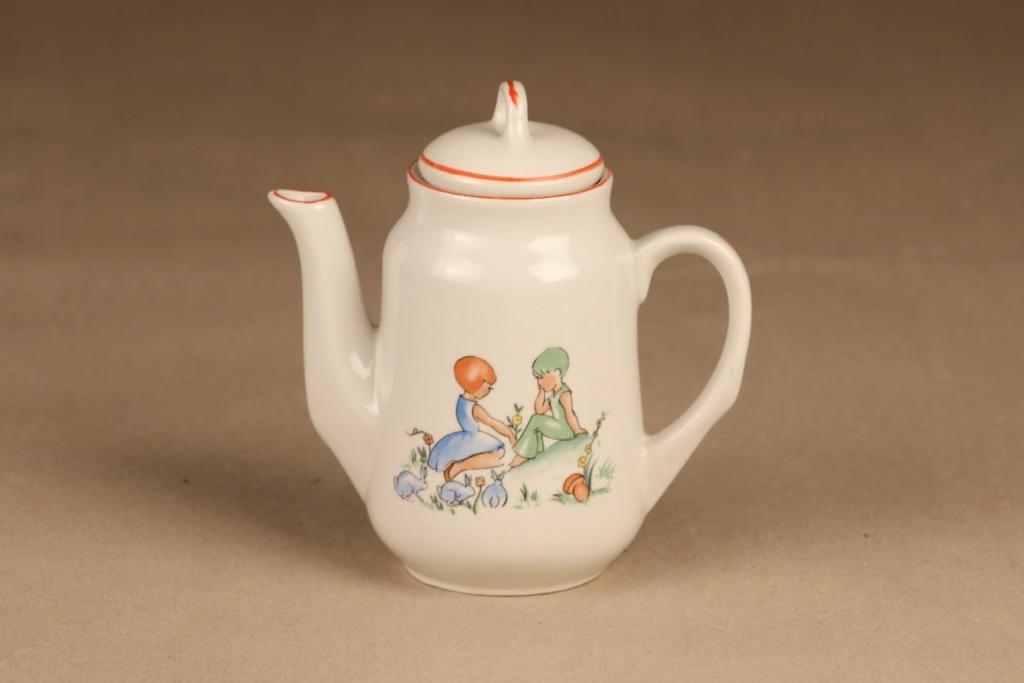 Arabia DL child coffee pot