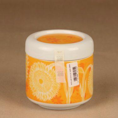 Arabia Keto purkki, Sunflower, suunnittelija Heini Riitahuhta, Sunflower