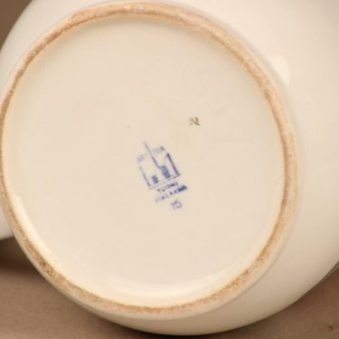 Arabia Perho kaadin, 1.5 l, suunnittelija Thure Öberg, 1.5 l, puhalluskoriste kuva 3