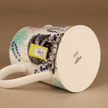 Arabia Pihapiiri kaadin, 1.2 l, suunnittelija Heini Riitahuhta, 1.2 l, kukka, kesä kuva 2