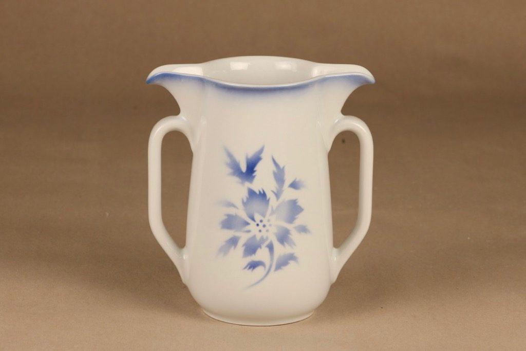 Arabia Aster kaksoiskaadin, sininen, suunnittelija ,