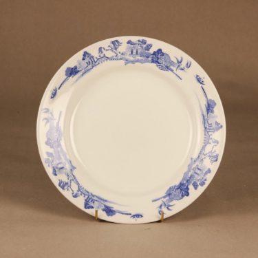 Arabia N5625 lautanen, matala, suunnittelija tuntematon, matala, maisema, itämäinen kuva 2