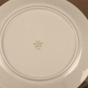 Arabia Sylvia cake plate designer Raija Uosikkinen 3