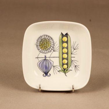 Arabia Vegeta bowl, hand-painted designer Esteri Tomula