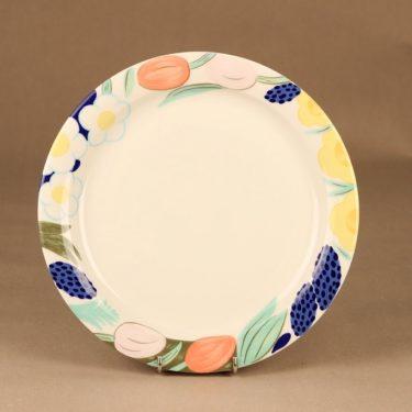 Arabia Poetica dinner plate designer Dorrit von Fieandt