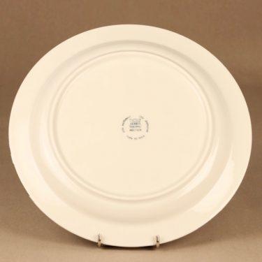 Arabia Poetica dinner plate designer Dorrit von Fieandt 3