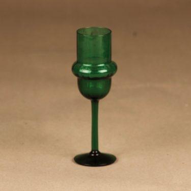 Riihimäen lasi Sulttaani goblet designer Nanny Still