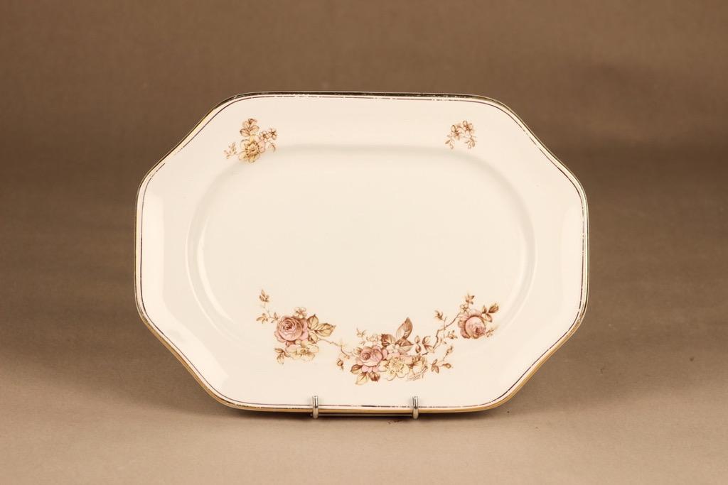 Arabia serving plate