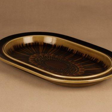 Arabia Kosmos serving plate, oval designer Gunvor Olin-Grönqvist 2