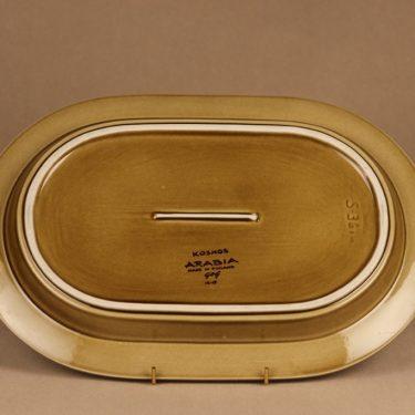 Arabia Kosmos serving plate, oval designer Gunvor Olin-Grönqvist 3
