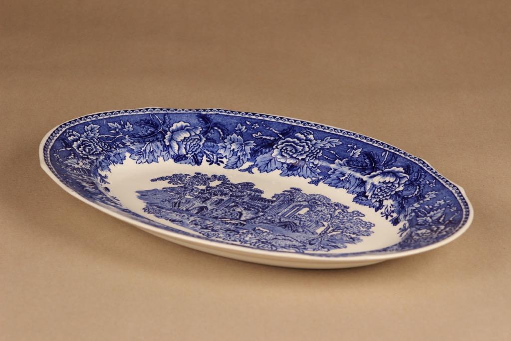 Arabia Maisema serving plate, oval