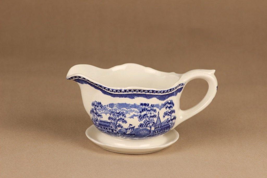 Arabia Maisema sauce pitcher