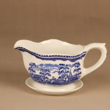 Arabia Maisema sauce pitcher