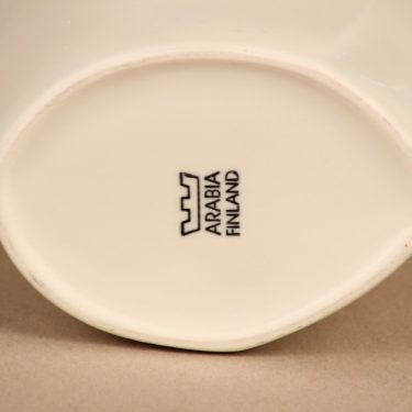 Arabia Lumina vase, white designer Pauli Partanen 3