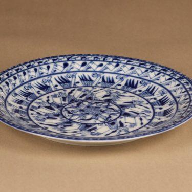 Rörstrand Cobolti lautanen, matala, suunnittelija Oiva Toikka, matala kuva 2