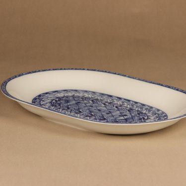 Rörstrand Cobolti tarjoiluvati, sininen, suunnittelija Oiva Toikka,  kuva 2
