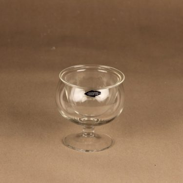 Nuutajärvi 1331 caviar bowl designer Saara Hopea