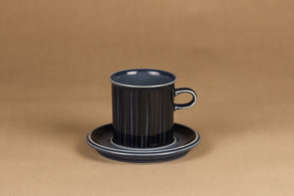 Arabia Kosmos kahvikuppi suunnittelija Gunvor Olin-Grönqvist