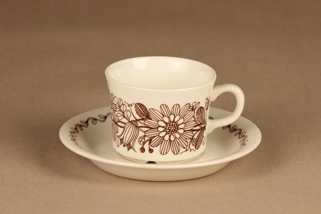 Arabia Elina coffee cup designer Esteri Tomula