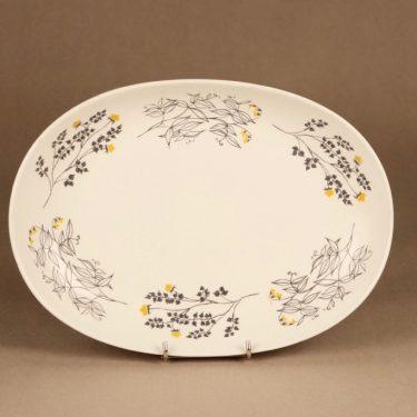 Arabia Hilkka serving plate designer Esteri Tomula