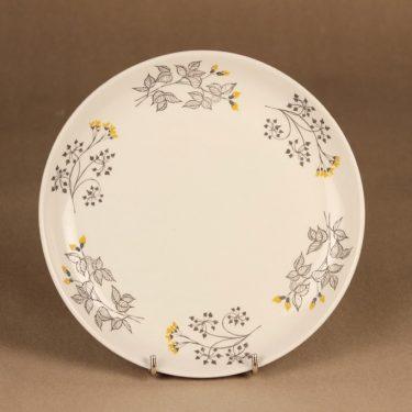 Arabia Hilkka salad plate designer Esteri Tomula