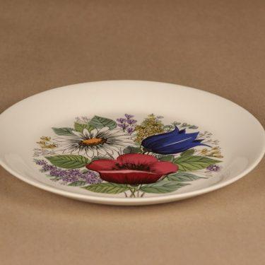 Arabia Valmu cake plate designer Esteri Tomula 2
