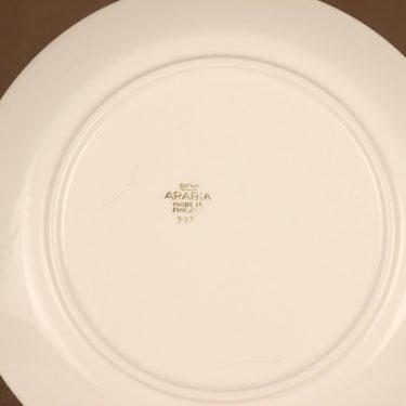 Arabia Valmu cake plate designer Esteri Tomula 3