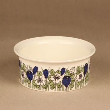 Arabia Krokus bowl small size designer Esteri Tomula